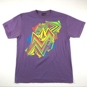 Volcom Short Sleeve T-Shirt Men's Large